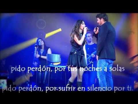 Malú y Antonio Orozco- Devuélveme la vida (LETRA)