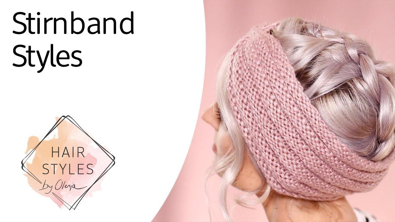 Olesjaswelt Perfekte Frisur Fürs Stirnband