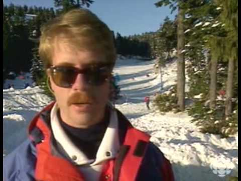 It Came From The Web - Skiers vs Snowboarders in 1985