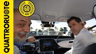 Umberto Guidoni: un astronauta su una Toyota Mirai a idrogeno