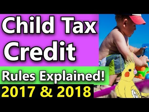 Child Tax Credit Rules 2018 Explained How The Works