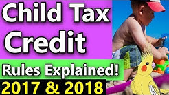 "(<span id=""child-tax-credit"">child tax credit</span> Rules 2018) Child Tax Credit Explained (How the Child Tax Credit Works) ' class='alignleft'>For example, if you were filing the Child Tax Credit, you would use the Schedule 8812 to file the credit. [25] Additional information for each credit, including whether or not a taxpayer qualifies for the credit, can often be found on an additional IRS publication.</p> <p>Filling Out Your W-4 Form .. The new <span id=""tax-legislation-doubled"">tax legislation doubled</span> the Child Tax Credit and eliminated a tax break called the <span id=""additional-child-tax-credit"">additional child tax credit</span> until the end of 2025 (however, some elements.</p> <p><a href="
