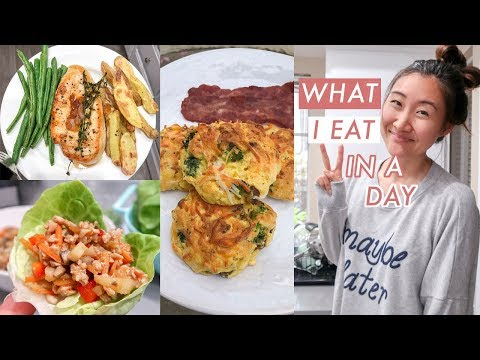 what-i-eat-in-a-day:-quick,-easy-&-healthy-meal-prep-recipes-🍴