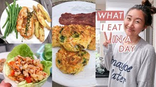 What I Eat in a Day: Quick, Easy & Healthy Meal Prep Recipes 🍴