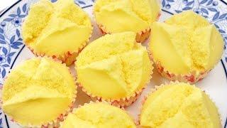 Thai Steamed Cupcake (thai Dessert) – Khanom Pui Fai ขนมปุยฝ้าย