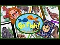 "Storytime Sandi Plays ""Go Fish"" with ABC Animal Cards : Learning Game for Toddlers"