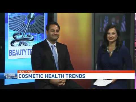 Dr. Milan Shah on Health Alert with Erin Briscoe of Eyewtiness News