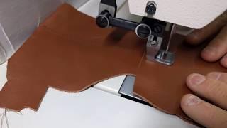 Techsew 2135 Industrial Sewing Machine - Sample TO 2/4