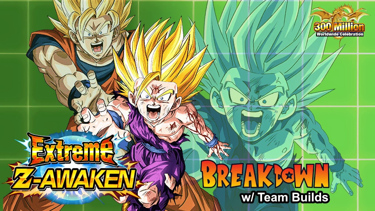 EZA SSJ2 Gohan Breakdown w  Team Builds   Dragon Ball Z Dokkan Battle