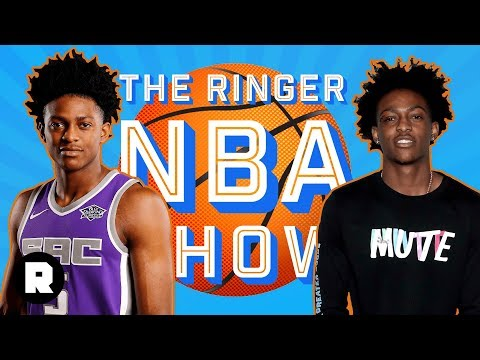 NBA Draft Prep, Rookie Season Thoughts, and More With De'Aaron Fox | Draft Class (Ep. 266)