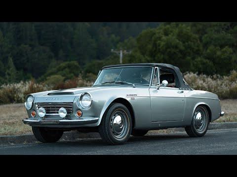 1967.5 Datsun 1600 Roadster on