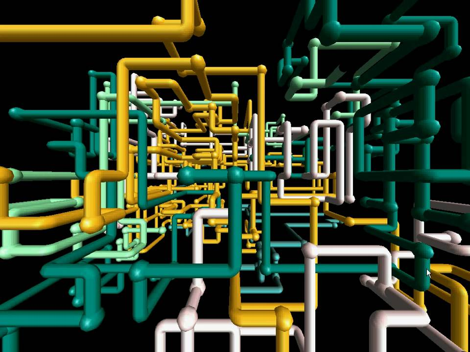 Animated Desktop Wallpaper Free Download For Windows 8 3d Pipes Screensaver High Quality Youtube