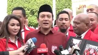 Berkunjung ke Istana, PKPI Minta Jatah Kursi Menteri?