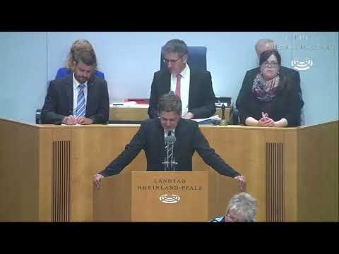 13. Landtagssitzung Rheinland-Pfalz vom 05.10.2016 komplett