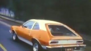 Ford Pinto TV ad, 1973
