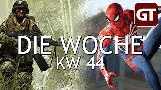 Thumbnail für Paris-Games-Week, Arcade ist tot & EA killt BF-Fan-Server – Die Woche KW 44 – GT-Talk #67