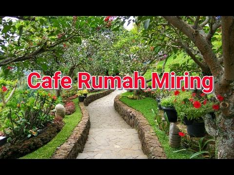 Rumah Miring Dago Bandung (9cloud cafe) vlogcafe #1