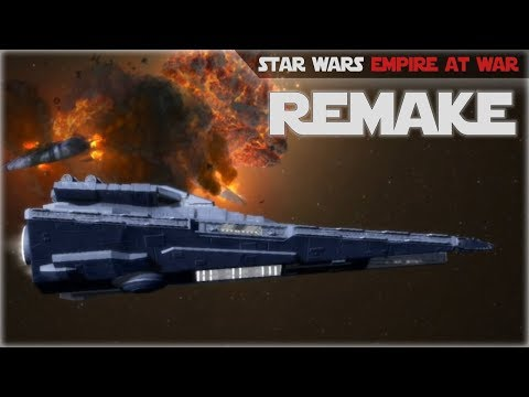 Star Wars: Empire At War: REMAKE | КРАСИВО
