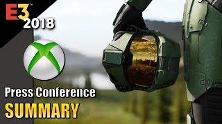 E3 2018: Microsoft | Summary