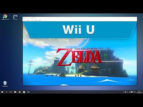 Cemu Wii U