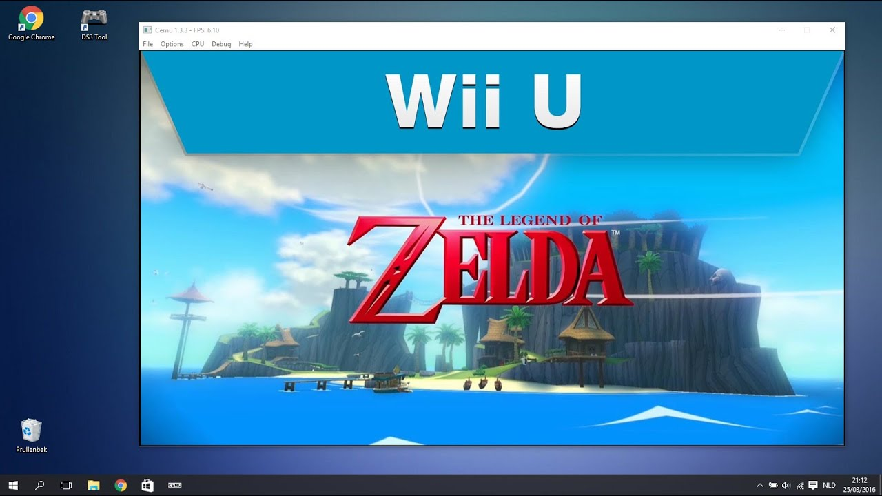 Wii Roms Google: Cemu Wii U Emulator: Easy Installation Guide (Play Wii U