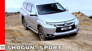 The new Mitsubishi Shogun Sport is the most advanced and capable fu...