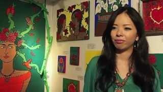 横浜徘徊美術館(1)Begonia Rina「異邦人」 夢見るテレーズ 検索動画 23