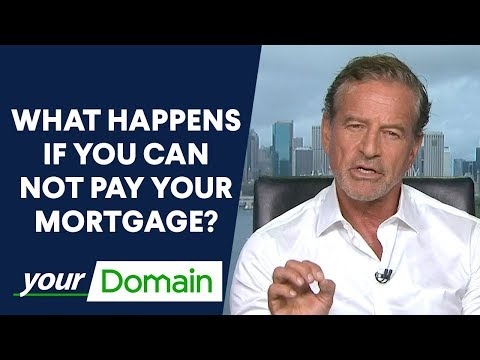 What happens if you can not pay your mortgage? | Your Domain