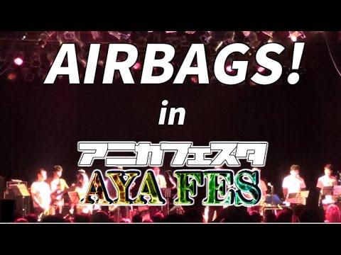 コピー: AIRBAGS! in アニカフェスタ×AYAFES / singer yun