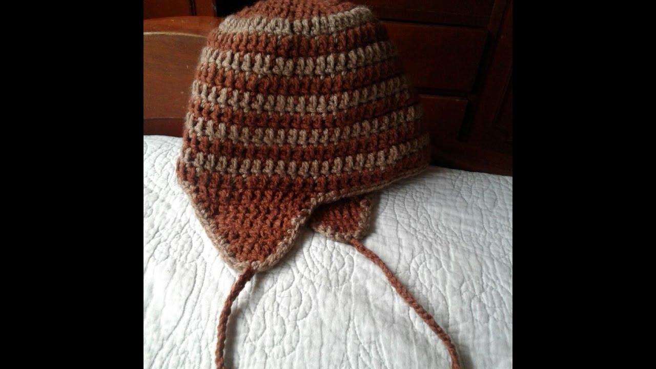 f4b43ad781535 Gorro peruano en crochet - YouTube