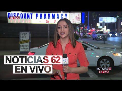 Hollywood invadido de policías - Noticias 62