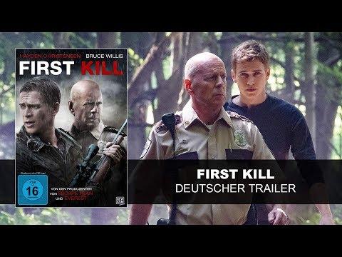 First Kill (Deutscher Trailer) | Bruce Willis, Hayden Christensen | HD | KSM