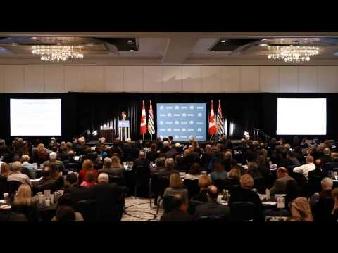 Dr. Richard Saltman at VBOT Health Care Forum 2014