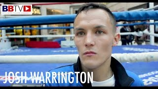 JOSH WARRINGTON: