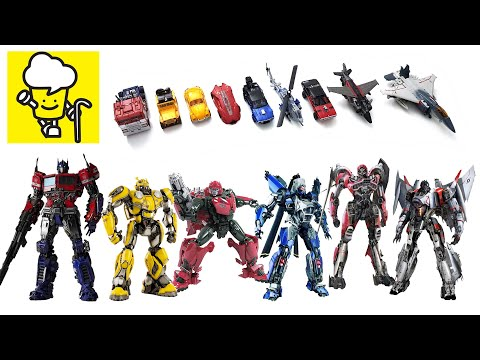 Bumblebee Movie Transformer with Cliffjumper SS 64 Blitzwing SS 65 Studio Series トランスフォーマー 變形金剛