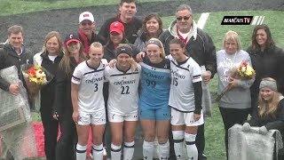 Women's Soccer Recap: Cincinnati 0, UConn 4