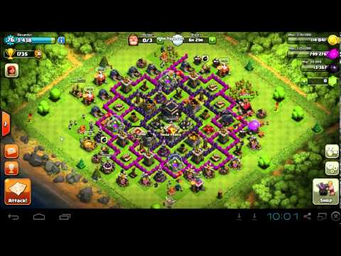 Clash Of Clans Promo