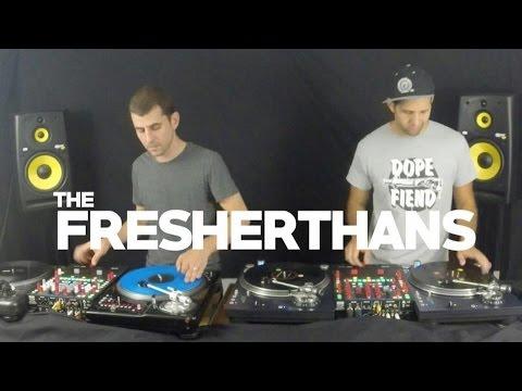 The Fresherthans - 2015 DMC DJ Team Final