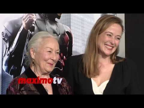 "Jennifer Ehle and Rosemary Harris ► ""RoboCop"" Los Angeles Premiere ► Two Beautiful Women"