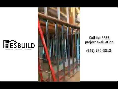 IES Commercial HVAC Installation Walkthrough - General Contractor Dallas Tx (424) 395-3144