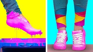 YARATICI ÇİZİM TÜYOLARI || 123 GO!'dan Havalı ve Keyifli Kendin Yap Sanat Tüyoları