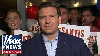 Republican Ron DeSantis elected as Florida governor