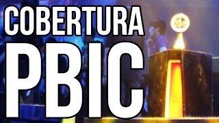 PBIC 2013 ► COBERTURA DO CAMPEONATO