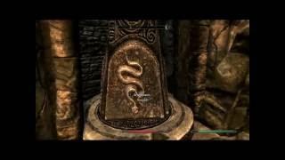 Skyrim|Прохождение:найти золотой коготь, тайна ветреного пика!