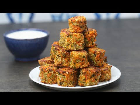 Download Youtube: Mixed Vegetable Tots