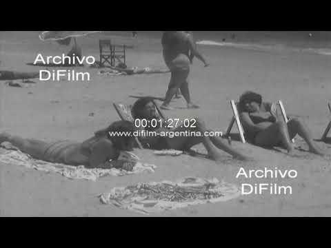nes de Punta del Este durante la temporada de verano 1967