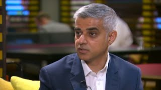 No red carpet for Trump, says London's Khan