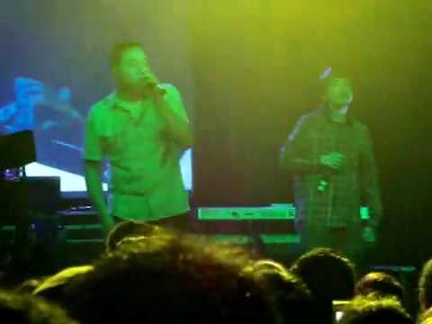 Kero One Live @ Irving Plaza, NY - I Never Thought that We