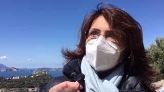 Napoli in zona rossa, riaprono i parchi: «Responsabili sì, ma vogliamo vivere»