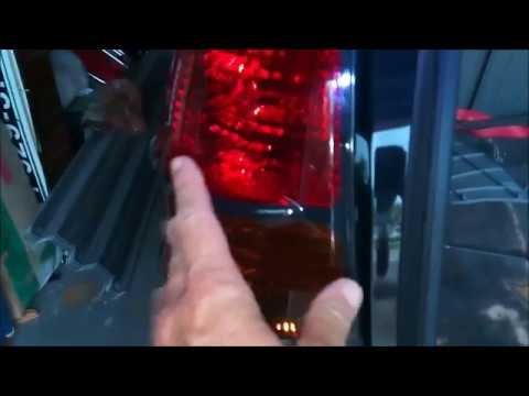 Tail Light Embly Replacement 2008 Pontiac Vibe